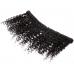 Brazilian Virgin Hair Deep Wave Weave 8-28Inch 100% Human Hair Bundles Natural Black Remy Hair Extensions 1 bundle